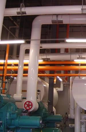 Cold Storage Insulate Pipe